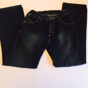 Wrangler Bootcut dark Jeans 14